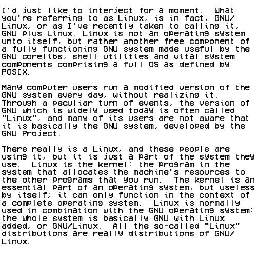 :gnu_interjection: